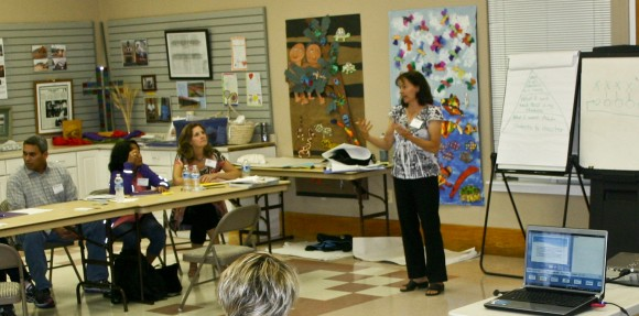 2009 09 Lauren Lang Teaching